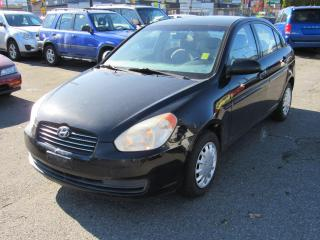 Used 2006 Hyundai Accent GL for sale in Vancouver, BC