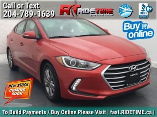 Used 2018 Hyundai Elantra GL SE for sale in Winnipeg, MB