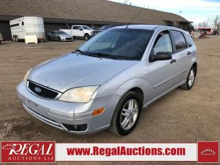 Used 2007 Ford Focus SES 4D Hatchback FWD 2.0L for sale in Calgary, AB