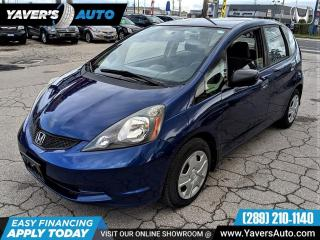 Used 2014 Honda Fit DX-A for sale in Hamilton, ON