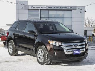 Used 2013 Ford Edge SEL 202A | HEATED LEATHER | PANO ROOF for sale in Winnipeg, MB