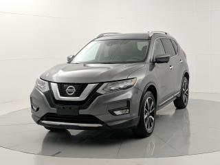 Used 2017 Nissan Rogue SL Platinum AWD Clean Carfax, Leather, Navigation,360 Camera's for sale in Winnipeg, MB