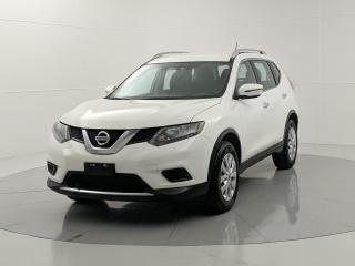 Used 2016 Nissan Rogue S   Clean Carfax, Manitoba Vehicle for sale in Winnipeg, MB