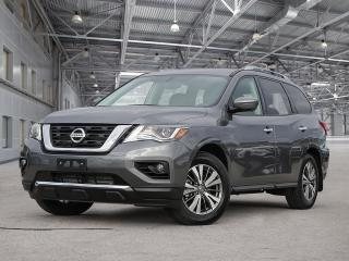 New 2020 Nissan Pathfinder SL Premium Rock Creek Edition for sale in Winnipeg, MB