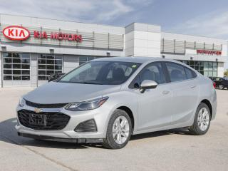 Used 2019 Chevrolet Cruze LT Heated Seats | Remote Start | Bluetooth for sale in Winnipeg, MB