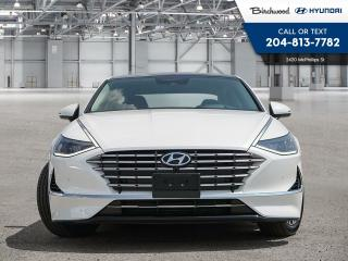 New 2021 Hyundai Sonata Hybrid Ultimate for sale in Winnipeg, MB