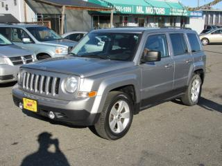 Used 2014 Jeep Patriot north for sale in Vancouver, BC