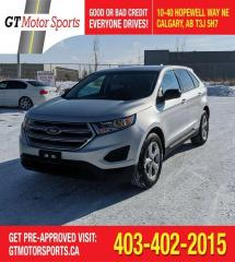 Used 2016 Ford Edge SE  | $0 DOWN - EVERYONE APPROVED! for sale in Calgary, AB