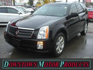 Used 2007 Cadillac SRX AWD V6 for sale in London, ON