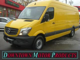 Used 2016 Mercedes-Benz Sprinter High Roof EXT 170 for sale in London, ON