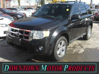 Used 2011 Ford Escape XLT 4WD for sale in London, ON