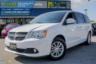 Used 2019 Dodge Grand Caravan SXT Premium Plus for sale in Guelph, ON