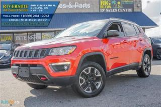 Used 2018 Jeep Compass Trailhawk for sale in Guelph, ON