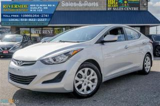 Used 2015 Hyundai Elantra Limited for sale in Guelph, ON