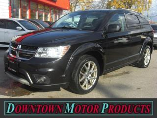 Used 2011 Dodge Journey Crew for sale in London, ON