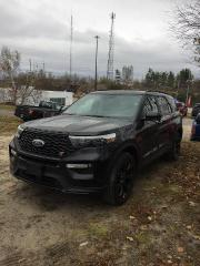 New 2021 Ford Explorer ST for sale in North Bay, ON