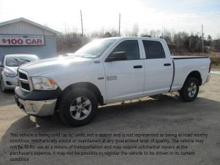 Used 2014 RAM 1500 ST for sale in North Bay, ON