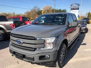 Used 2018 Ford F-150 LARIAT/3.5L V6/502A/NAV/TAILGATE STEP/SYNC CONNECT for sale in Aurora, ON