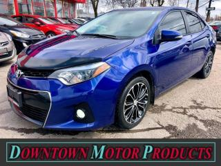 Used 2016 Toyota Corolla CE for sale in London, ON