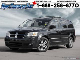 Used 2009 Dodge Grand Caravan SE | CLIMATE | V6 | GREAT SHAPE | AS IS for sale in Milton, ON