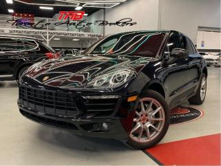 Used 2015 Porsche Macan S I PANO I RED LTHR I NAVI I COMING SOON for sale in Vaughan, ON
