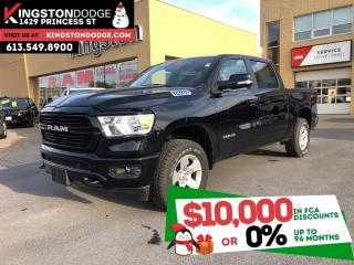 New 2020 RAM 1500 Big Horn | North Edition | Bed Utility Group | Rem for sale in Kingston, ON