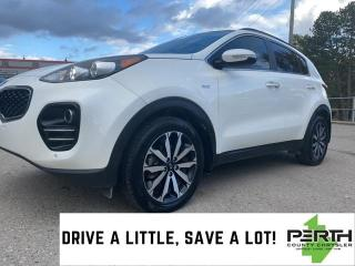 Used 2019 Kia Sportage EX | Leather | Sunroof | Heated Seats | for sale in Mitchell, ON