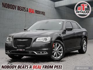 Used 2016 Chrysler 300 Touring Plus AWD*Leather*NEW Tires*NEW Brakes*Mint for sale in Mississauga, ON