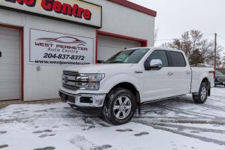 Used 2019 Ford F-150 Lariat Crew 6.5' Box *Pano Roof*Htd Lthr*Tow Pkg.* for sale in Winnipeg, MB