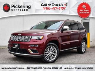 Used 2017 Jeep Grand Cherokee Summit for sale in Pickering, ON
