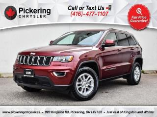 Used 2020 Jeep Grand Cherokee Laredo for sale in Pickering, ON