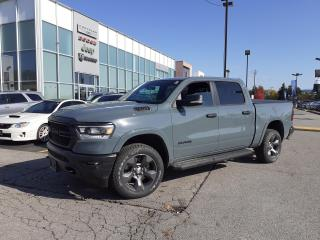New 2021 RAM 1500 BUILT TO SERVE NAVI REAR CAM HEATED SEATS for sale in Pickering, ON