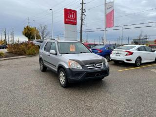 Used 2005 Honda CR-V EX for sale in Waterloo, ON