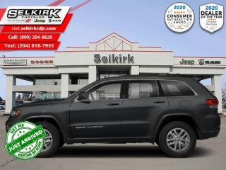 New 2021 Jeep Grand Cherokee Altitude for sale in Selkirk, MB