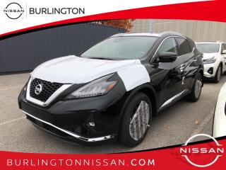 New 2020 Nissan Murano AWD Limited Edition for sale in Burlington, ON