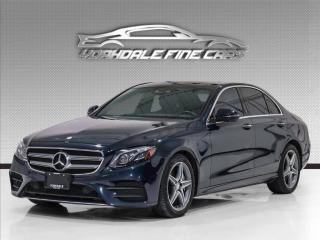 Used 2017 Mercedes-Benz E-Class E400 4MATIC Navigation, Burmester, Massage Seats, Loaded for sale in Concord, ON