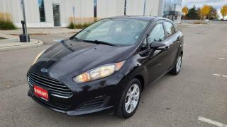 Used 2014 Ford Fiesta 4dr Sdn SE for sale in Mississauga, ON