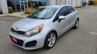 Used 2014 Kia Rio HB for sale in Mississauga, ON