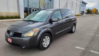 Used 2005 Nissan Quest 4dr Van for sale in Mississauga, ON