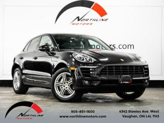 Used 2018 Porsche Macan S|Navigation|Pano Roof|Camera|Blindspot|LDW|BOSE for sale in Vaughan, ON