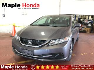 Used 2014 Honda Civic EX| Sunroof| Backup Cam| Bluetooth| for sale in Vaughan, ON