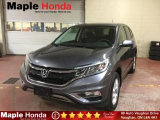 Used 2016 Honda CR-V SE| Backup Cam| All-Wheel Drive| for sale in Vaughan, ON