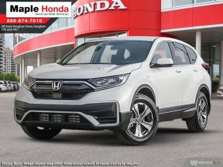 New 2020 Honda CR-V LX AWD for sale in Vaughan, ON