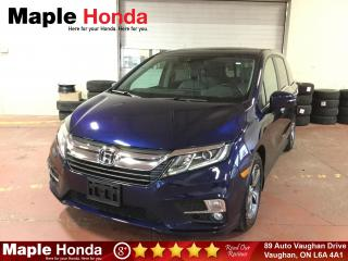 Used 2018 Honda Odyssey EX-L| Auto-Start| Leather| DVD| for sale in Vaughan, ON