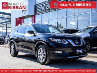 Used 2017 Nissan Rogue SV for sale in Maple, ON