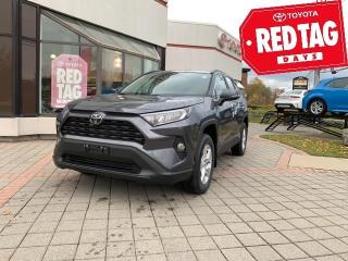 New 2021 Toyota RAV4 RAV4 AWD XLE RAV4 XLE AWD for sale in Mississauga, ON