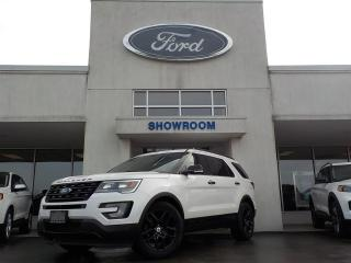 Used 2017 Ford Explorer SPORT for sale in Mount Brydges, ON