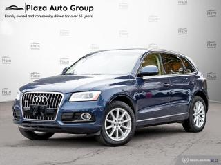 Used 2017 Audi Q5 2.0T quattro Technik | NAV | LEATHER | FINANCE ME for sale in Richmond Hill, ON