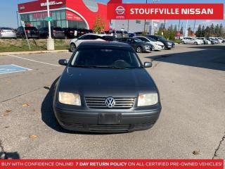 Used 2003 Volkswagen Jetta GL  AS IS  Make AN Offer for sale in Stouffville, ON