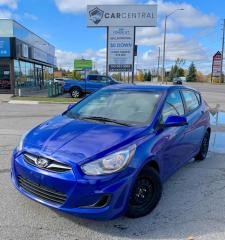 Used 2014 Hyundai Accent GL | HEATED SEATS | BLUETOOTH | for sale in Barrie, ON